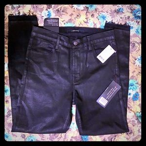 NWT! J Brand High-rise, Alana jeans, Fearless